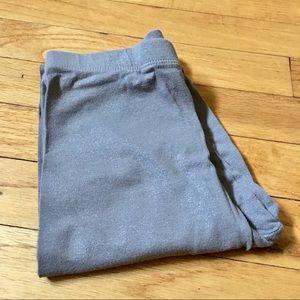 LP Shimmer Gray Taupe Leggings